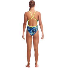 Funkita Single Strap One Piece Swimsuit Girls butterfly effect